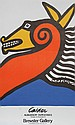 Alexander Calder, Exhibition at Brewster Gallery, Lithograph Poster