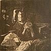 Kathe Kollwitz lithograph