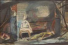 Joseph Meert oil