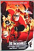 The Incredibles Movie Poster - Nelson, Jackson, Hunter