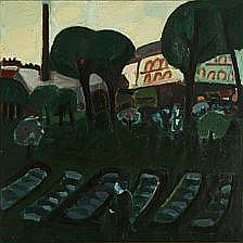 Hans Voigt Steffensen: Botanisk Have, 1971.