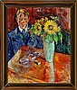 Pola Gauguin: Portrait of Jean Gauguin. Signed, Pola Gauguin, Click for value