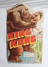 An Original Paper Herald for King Kong c 1933,