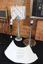 Eunice Taylor Design , A Modernist Table Lamp,