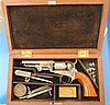 A Sam Colt model 1849 Pocket Revolver , Dr John