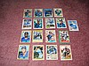 Seattle Mariners Autograph 17 Card Team Lot