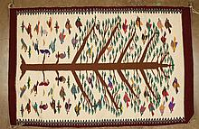 Very Fine Tree of Life Textile