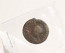 Roman Bronze AES of Constantine II