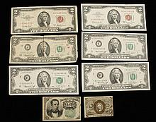 Lot of Collectable Paper Money