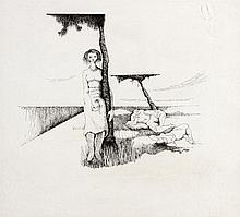 CARVALHO E REGO (20TH CENTURY), UNTITLED