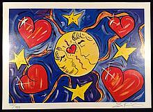 Stanley King. Love arround the World