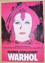 Andy Warhol, Greta Garbo