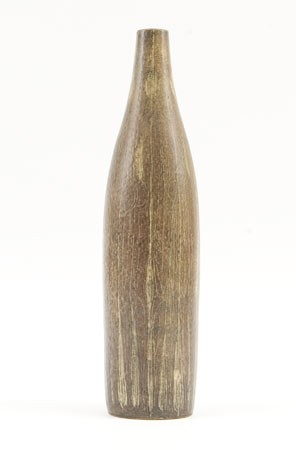 Brooklin Pottery, Brooklin, Ontario, studio pottery vase, Theo and Susan Harlander, 1950s