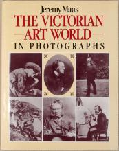 1984 Book THE VICTORIAN ART WORLD IN PHOTOGRAPHS-1st Ed