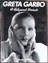 Book GRETA GARBO: A HOLLYWOOD PORTRAIT by Marie Cahill