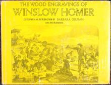 1969 Book THE WOOD ENGRAVINGS OF WINSLOW HOMER - Over 200 Illustrations
