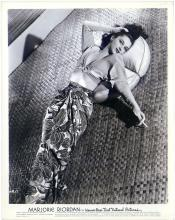 1940s Photo-MARJORIE RIORDAN-Sexiest Pinup You'll See