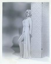 CARROLL BAKER as Jean Harlow Original 1965 Promo Photo