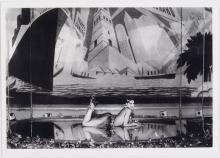 Vintage Risque Postcard JOSEPHINE BAKER La Sirene des Tropiques