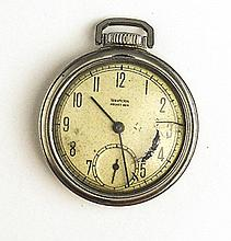 Men's Antique Westclox Pocket Ben Pocket Watch