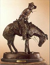 Jumbo Northern Bronze Sculpture