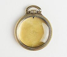 Old Star Gold Plated Watch Case