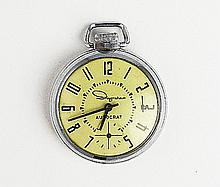 Men's Ingraham Autocraft Pocket Watch