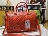 V Couture by Kooba Satchel Bag, Orange