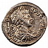 Ancient Roman Silver Denarius Caracalla