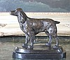 Cocker Spaniel Bronze Sculpture