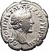 Roman Imperial Silver Denarius, Antonius Pius