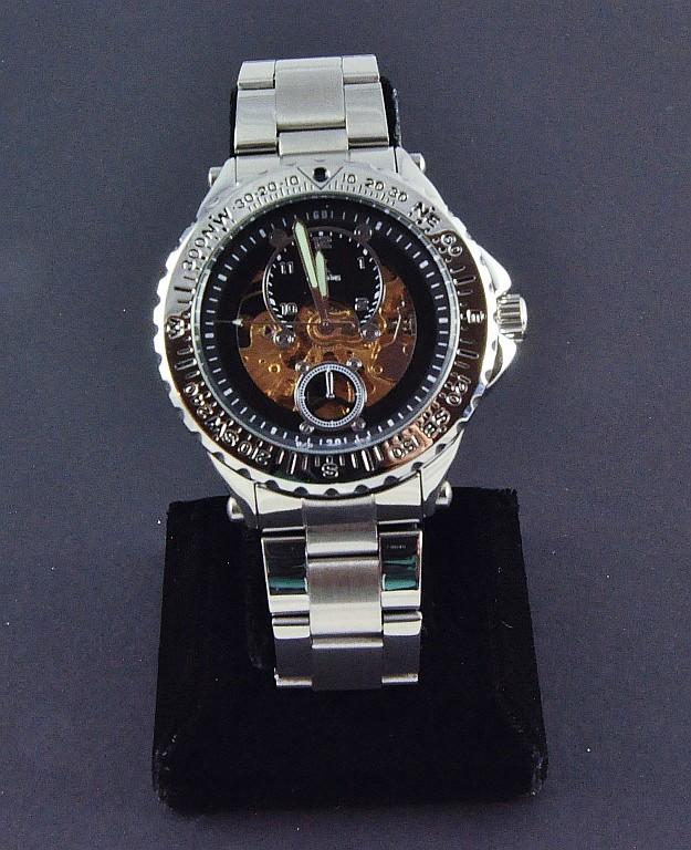 Luxury Men's Mechanical Wrist Watch