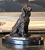 Bronze Sculpture Irish Setter
