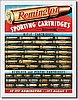 Remington Cartridges Reproduction Advertisement