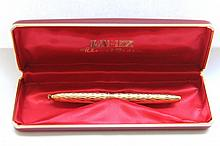 Vintage Lalex ÜberalFeder Gold-filled Pen.