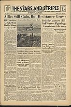 STARS AND STRIPES Newspaper Dated, April 30 1943