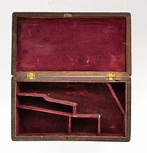 ANTIQUE CASE FOR POCKET MODEL PERCUSSION REVOLVER