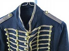 MILITARY DRESS UNIFORM Belgian Officer 19th c