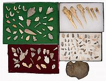 Group of Native American Style Artifacts