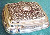 Art Nouveau Style Trinket, Jewelry Box