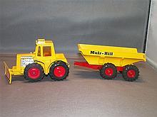Matchbox SuperKings Muir-Hill Truck K5
