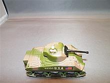 Matchbox BattleKings Sherman Tank K101