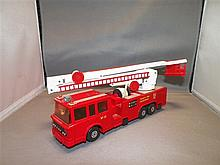 Matchbox SuperKings Snorkel Fire Engine K39