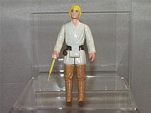 Star Wars Luke Skywalker with Telescoping Light Saber 1977