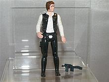 Star Wars Han Solo with Gun 1977