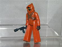 Star Wars Jawa with Gun - no cape - 1977