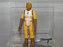 Star Wars Bossk Bounty Hunter with Gun