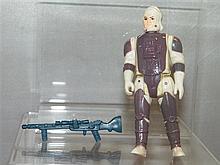 Star Wars Dengar Bounty Hunter with Gun 1980