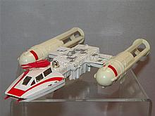 1979 Kenner Ohio Made in Hong Kong Star Wars Ship #39220