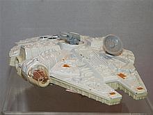 1979 Kenner Ohio Made in Hong Kong Star Wars Ship #39210